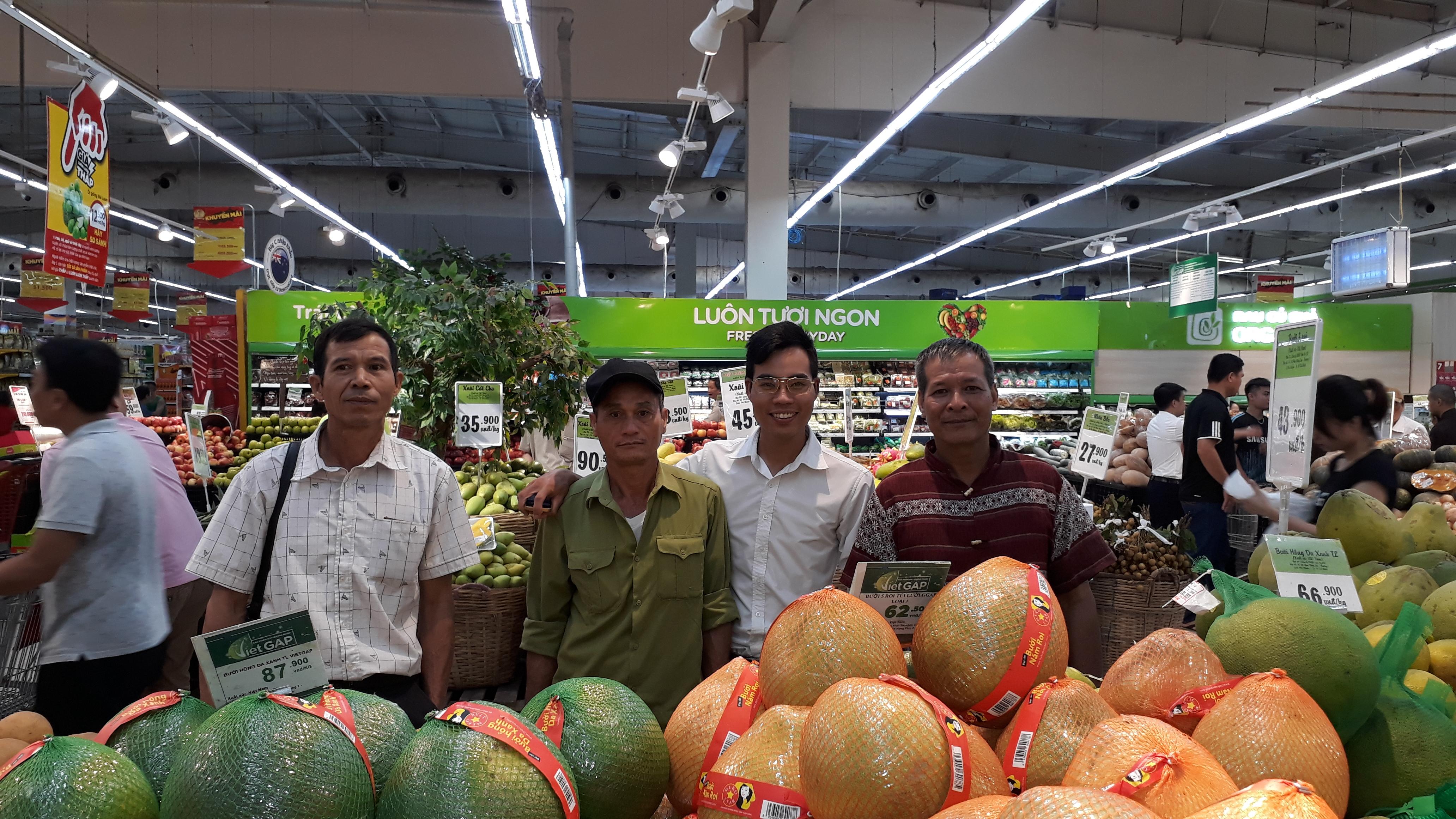 Tổ hợp tác Hữu cơ Đông Lai đơn vị tiên ...